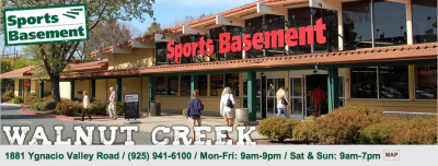 Sports Basement Walnut Creek